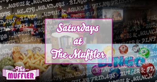Saturdays at The Muffler Events Article Image