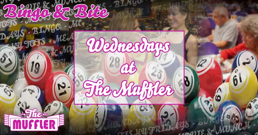 Wednesdays at The Muffler banner image