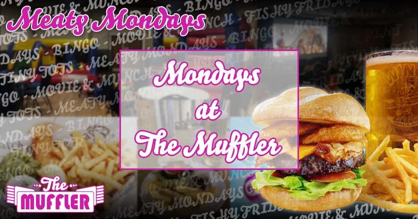 Mondays at The Muffler banner image