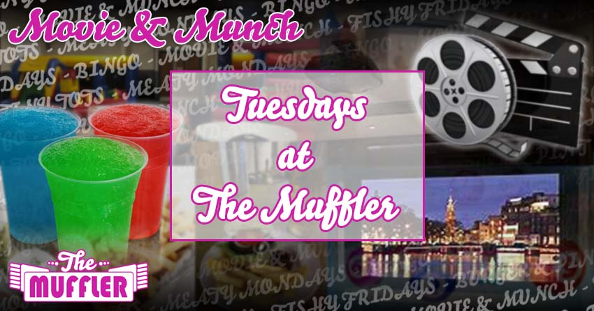 Tuesdays at The Muffler banner image