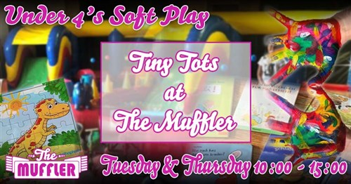 Tiny Tots at the Muffler Events Article Image