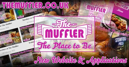 The Muffler Website and Apps Launch News Article Image