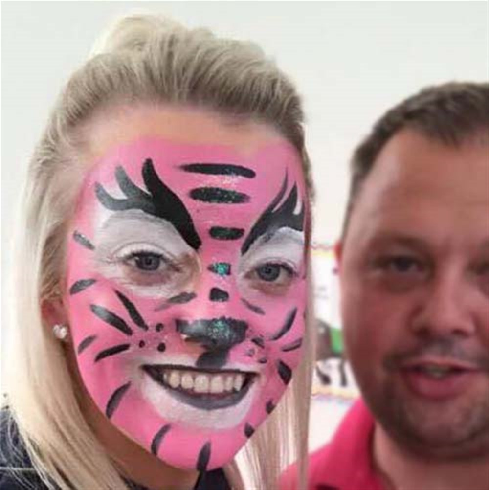 Face Painting & Glitter Tattoos Service Article Image