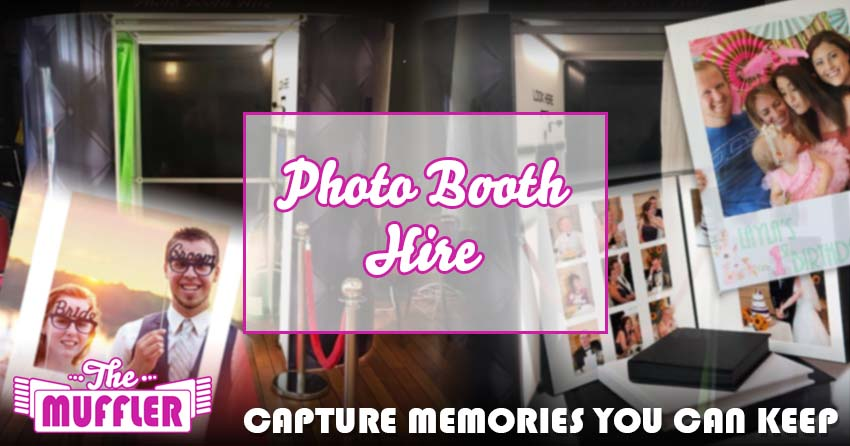 Photo Booth Hire banner image