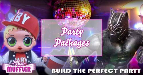Party Packages Service Article Image