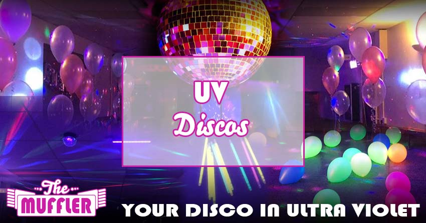 UV Discos & Parties banner image