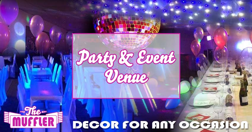 Event & Party Venue banner image