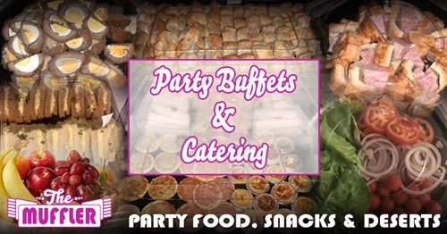 Buffets & Catering At The Muffler Service Article Image