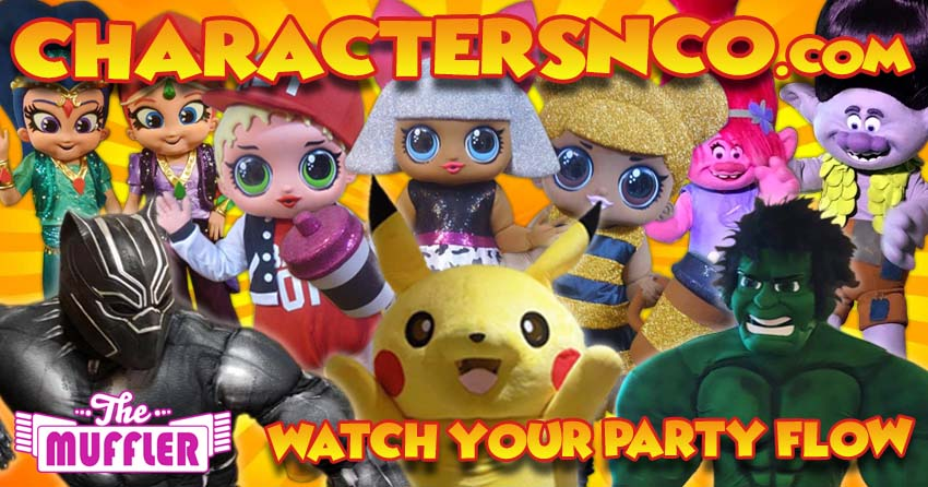 Characters N Co banner image