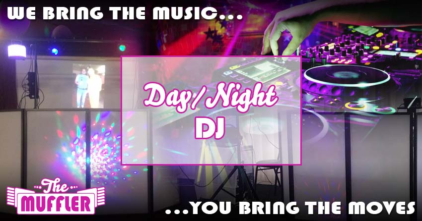 Day or Night DJ Hire banner image
