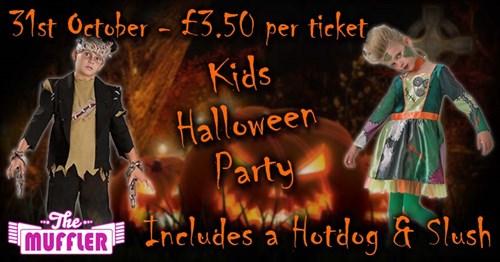 Kids Halloween Parties Specials Article Image