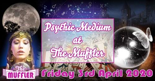Psychic Medium & Spiritualist Night - 3rd April 2020 Specials Article Image